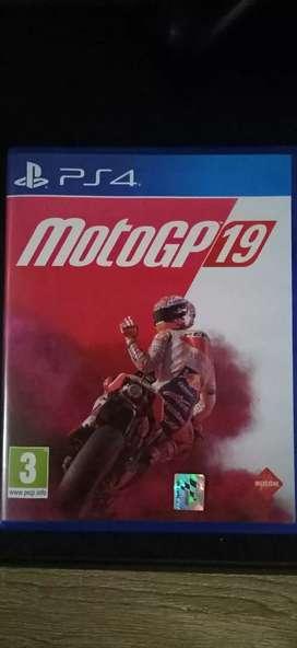 MOTOGP 19 BD PS4