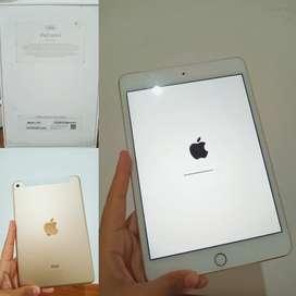 iPad Mini 4 Wifi-Celluler 128GB