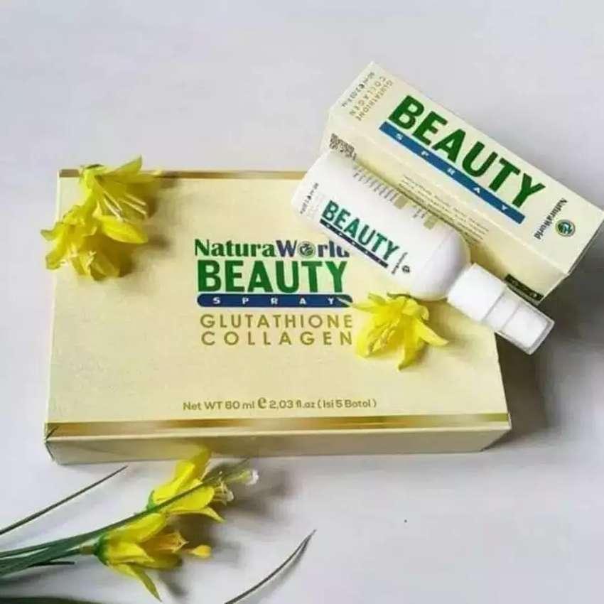 Natura Beauty Spray 60ml READY STOCK 0