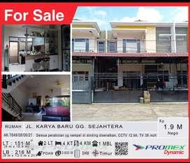 Rumah Mewah murah sekali