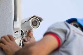 HOME / OFFICE/ SCHOOL / HOSPITAL -  cctv /ip camera system - service