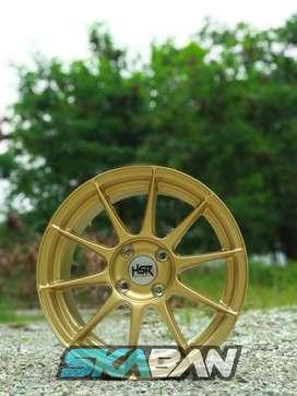 jual hsr wheel ring 15x7/8 h4(100) utk mobil vios,mobilio,brio,city