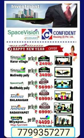 Spacevision  dtcp & Famlands