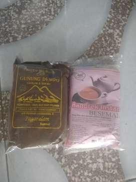 Kopi bubuk pagar alam gunung Dempo,harum & nikmat