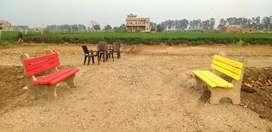 2700 per gaj plot 4 sale,Near Rishi colony,back side neelima Vihar .