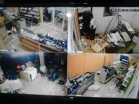 Paket cctv 2MP terlaris dengan hasil rekaman super jernih