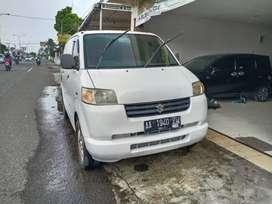 Suzuki APV  Blind Van 2009