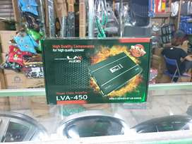 Audio Car Power LM AUDIO 4 Channel FIRE II NEW LVA-450