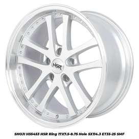 velg racing ertiga civic camry accord crv hrv ring 17