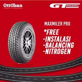 Ban baru GT Radial size 225-75 R16 Maxmiler Pro Isuzu Elf Terios