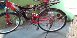Showroom condition new bicycle