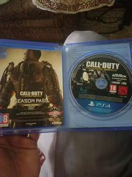 Call of Duty Advanced Ps4 Game