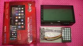 Ready TV Mobil , Doubledin , Tape Mobil Merk DHD Mirorlink Barang Baru