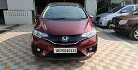 Honda Jazz V CVT i-vtec, 2016, Petrol