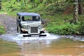 Mahindra jeep 4x4 5Gear
