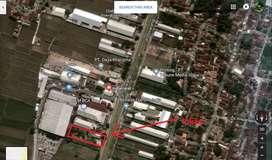 Di sewakan tanah cocok u/ usaha,1300 m2 ld 15 m pgr jl ringroad barat