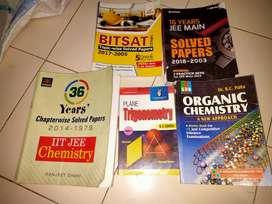 IIT JEE Reference Books
