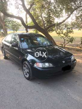 Honda Civic ex 1995 sale exchange coure mehran potohar