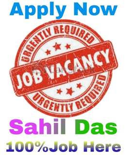 URGENT HIRING FOR SUPERVISOR AND STORE KEEPER in