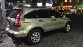 Dijual Honda CR-V 2.4 Warna emas tahun 2007