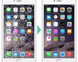 Change Your Broken iPhone Touch Glass in bhubaneswar ..