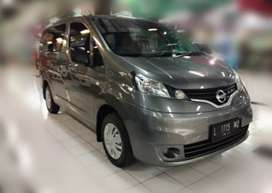 Nissan Evalia 1.5 ST MT Manual 2016 Grey Abu-abu Bisa TDP 25 Jt