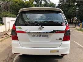 Toyota Innova 2.5 VX BS IV 8 STR, 2014, Diesel