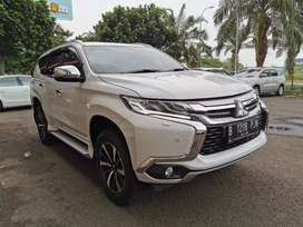 Mitsubishi Pajero Ultimate 2018 first hand 100% original HIGH SPEC