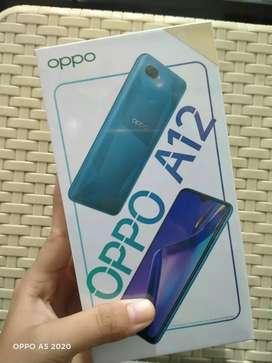 OPPO A12 RAM 3/32 vks8