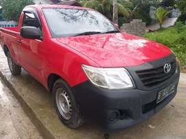 Hilux pick up diesel 2014