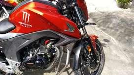 Honda hornet 160 r very nice bike