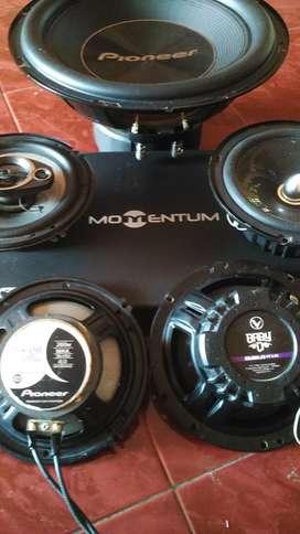 Audio mobil. Biar tambah gleeeeer