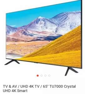 SAMSUNG UHD SMART TV UA55-TU7000 55 INCH