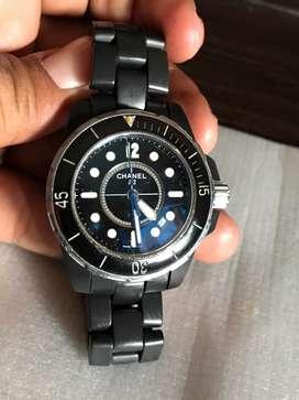 Jam Tangan Chanel J12