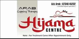 ARAB HIJAMA CENTER (CUPPING THERAPY)
