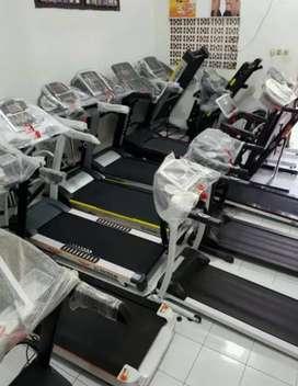 Elektrik treadmill M5 // garansi toko ada Total fitnes