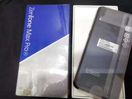 New Asus Zenfone max pro M1 6gb ram 64gb variant with full kit