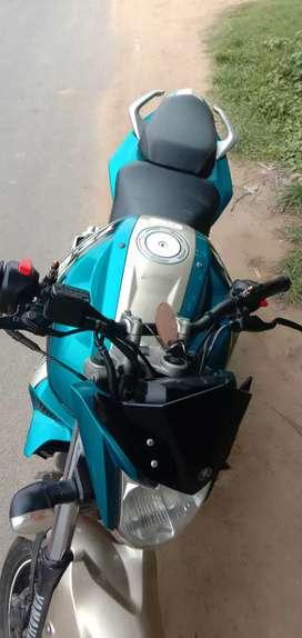 Vary good bike fully new