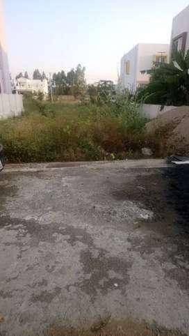 Site for sale in pappam Patti privu  balu garden
