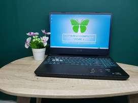 Laptop Monster Gamming Asus TUF AMD Ryzen 7-3750 Keyboard AURA RGB