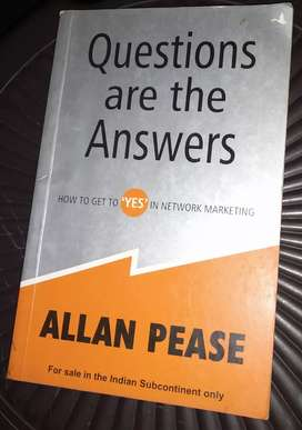 Question are the Answers By Allan Pease
