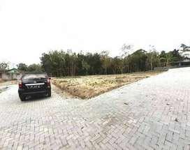 1,9 Jt Permeter Dijual Tanah Sleman di Jalan Wates Balecatur