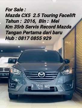 Mazda CX5 Touring Facelift 2016, Km 30rb.an Mazda Record