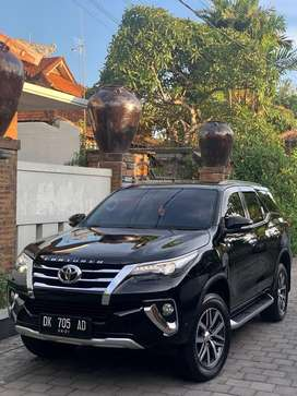 Fortuner VRZ 2016 Asli Bali Tangan Pertama Low KM 39.000 Istimewa