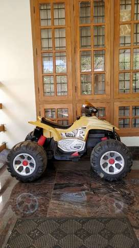 Kids toy ATV electric charger