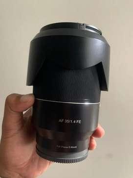 Lensa Samyang AF 35mm f1.4