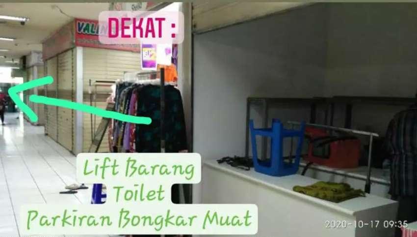 Disewakan Toko/Kios 1 Stan di Pusat Grosir Surabaya (PGS) 0