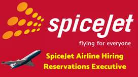 Spice jet Staff job available