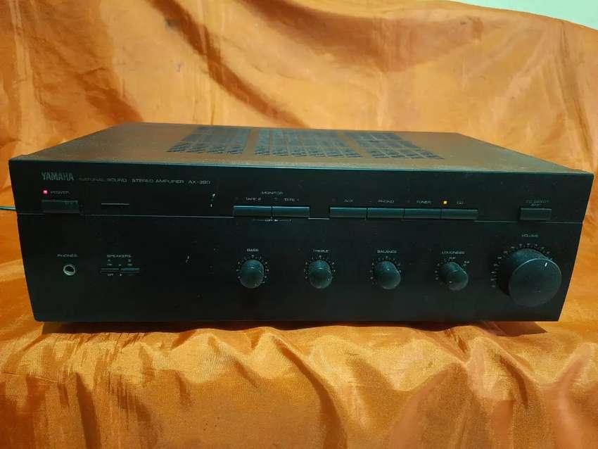Jual Amplifier Yamaha AX-390
