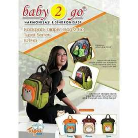 Baby Scots BACK PACK DIAPER BAG 2 GO TUPAI SERIES240000